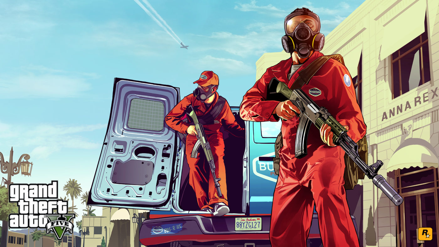 GTA 5 Free Download Being Offered Until May 21