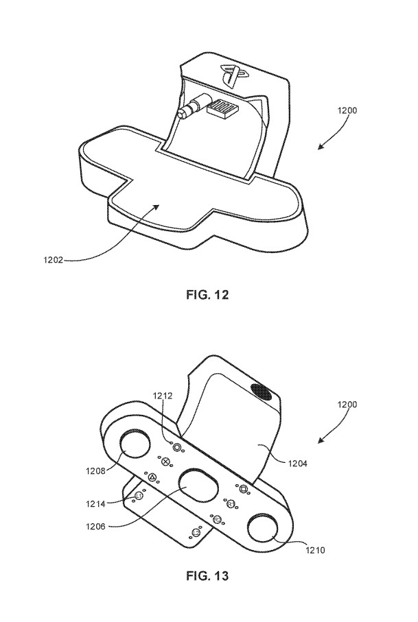 sony patent controller, Sony Patents Wireless Controller Charger Kit With Additional Buttons, MP1st, MP1st