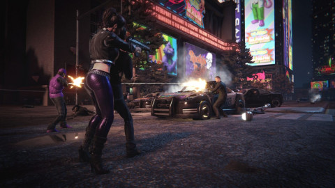 Saints Row 3 Remastered Review – A Fresh Coat of Paint