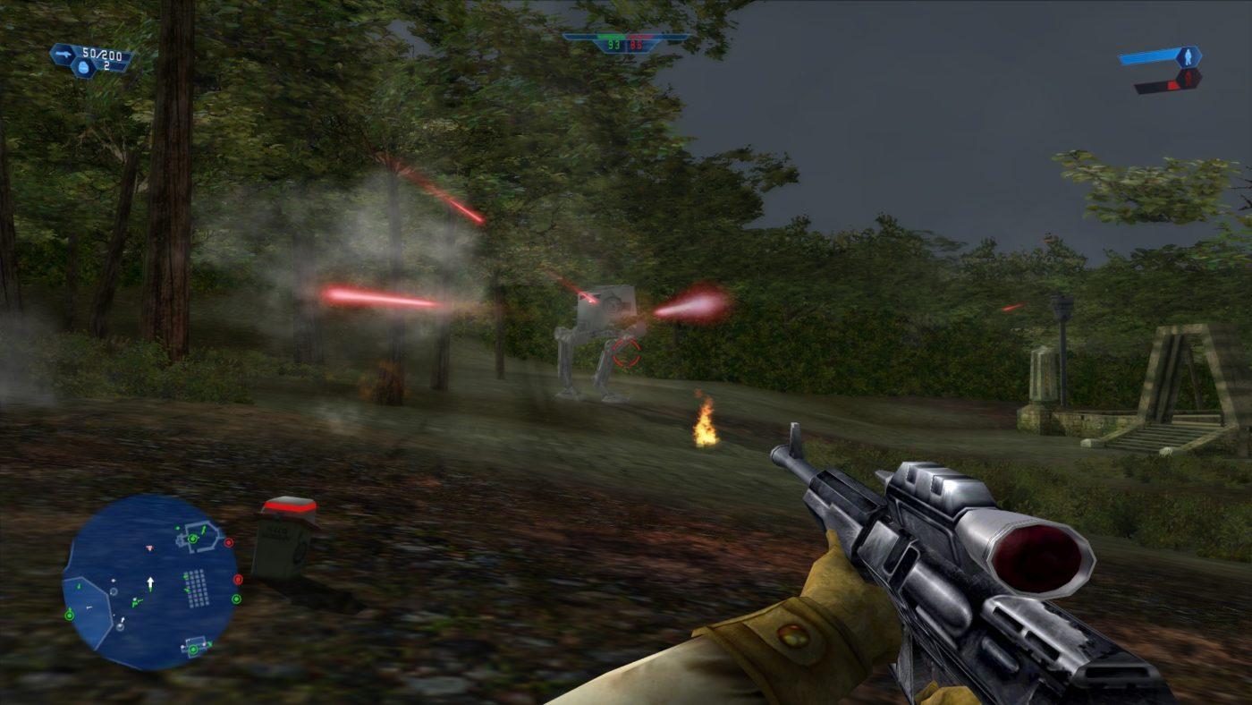 star wars battlefront 2004 update