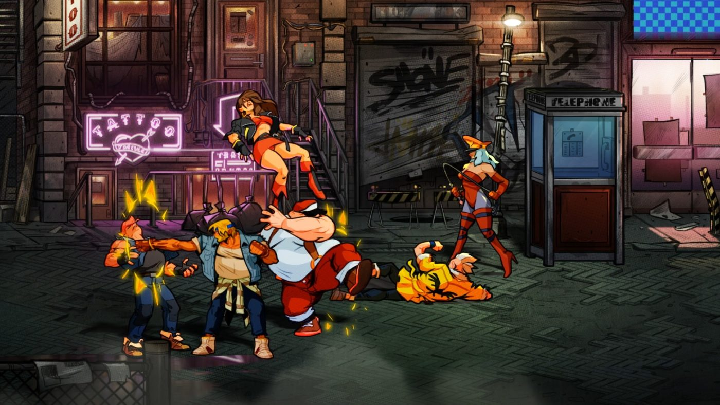 streets of rage 4, Streets of Rage 4 Interview – The Past, Present and What's Next for the Devs, MP1st, MP1st