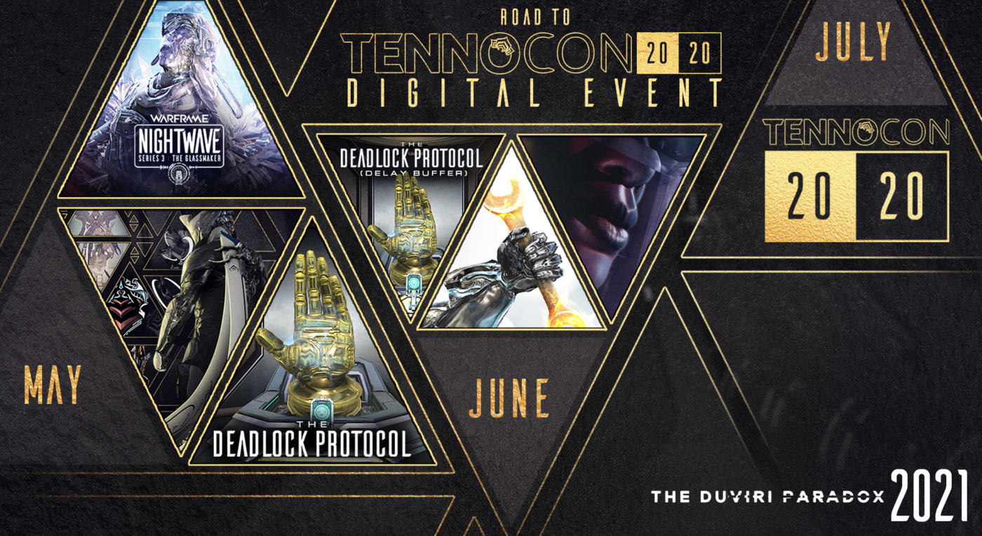 Warframe Duviri Paradox, Warframe Duviri Paradox Update Pushed Back to 2021, MP1st, MP1st