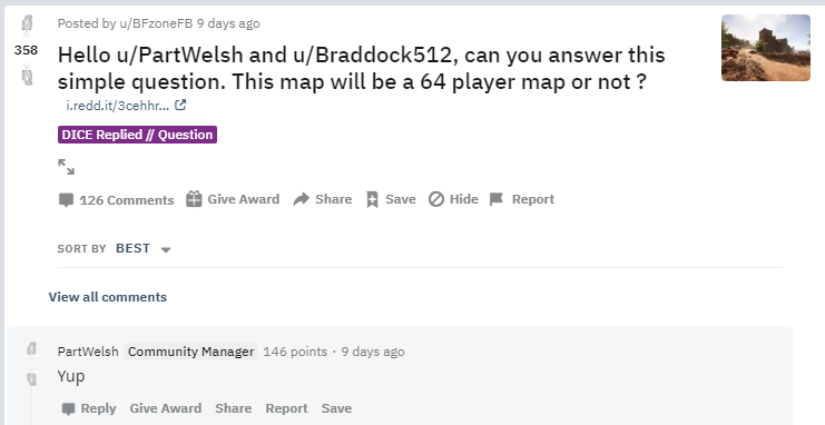 battlefield 5 june map, Battlefield 5 June Map Will Be for 64 Players. Provence 64-Player Map Might Be Incoming, MP1st, MP1st