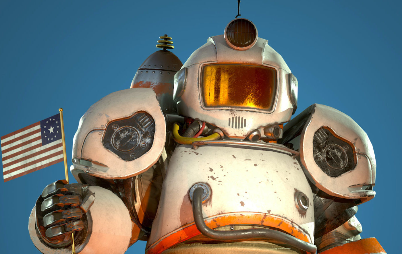 Fallout 76 Update 1.45 October 13