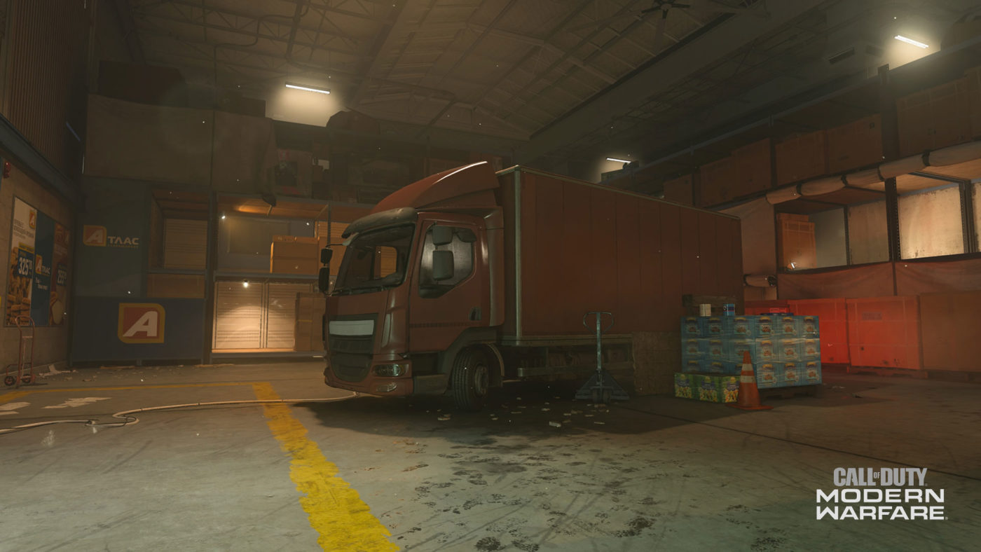 """modern warfare new map, Modern Warfare New Map """"Hardhat"""" Out This Week, New Item Entering Warzone, MP1st, MP1st"""