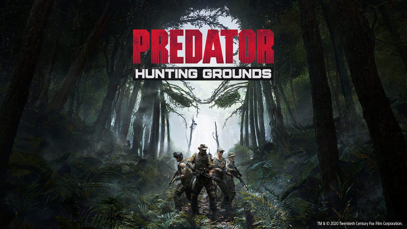 Predator Hunting Grounds Update 2.03 September 4