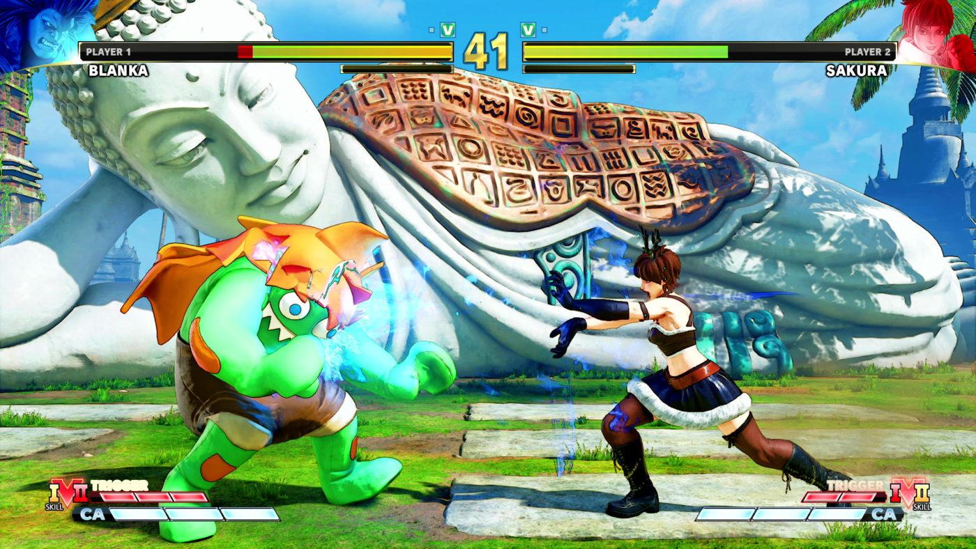 street fighter 5 update 3.03
