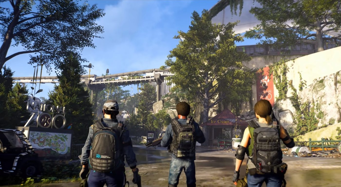 The Division 2 Update 1.32 March 9