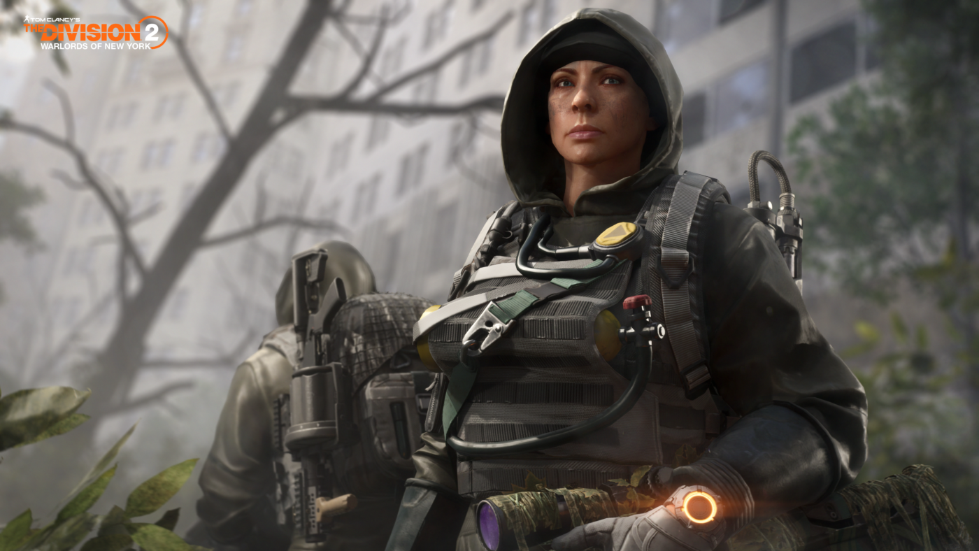 the division 2 update 1.24 June 16