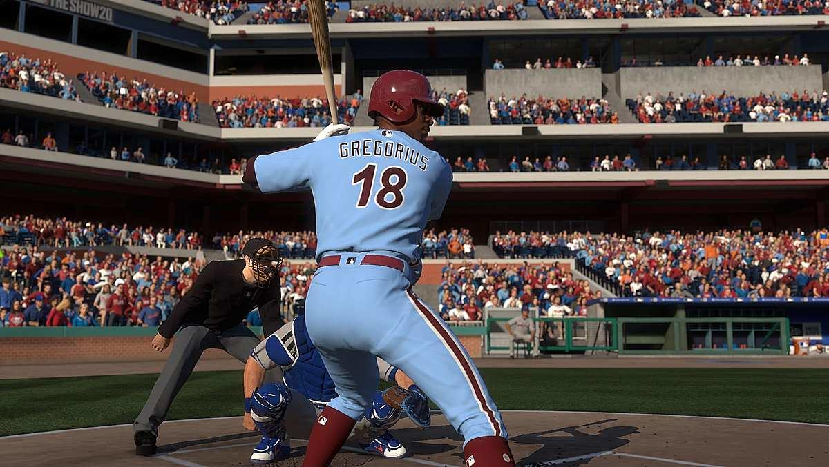 MLB The Show 21 Tech Test S