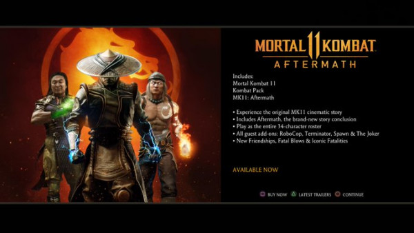Mortal Kombat X Update 1.15 June 30, Mortal Kombat X Update 1.15 June 30 (MKXL Update 1.15) Released, MP1st, MP1st