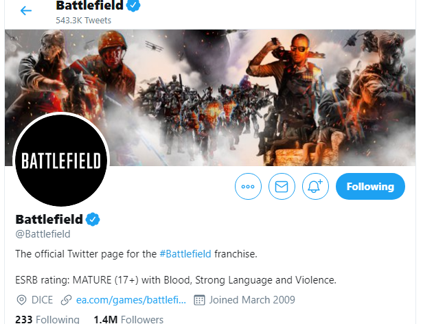 battlefield v, EA Cements the End of Battlefield V Marketing With Removal of Social Media References, MP1st, MP1st