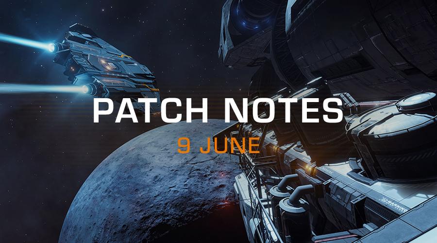 elite dangerous update 1.43 June 9