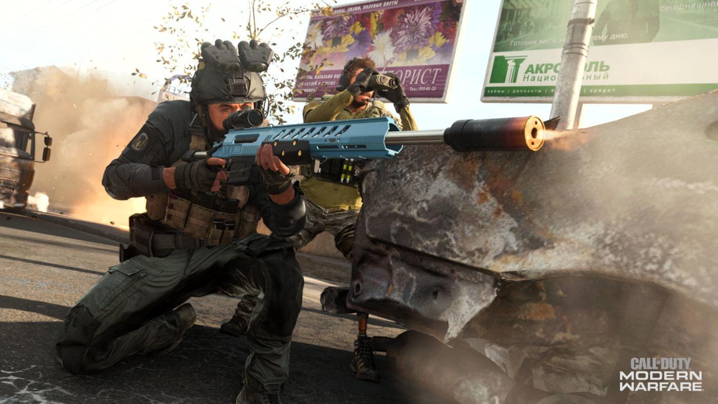 Modern Warfare Playlist Update June 30 Rolled Out