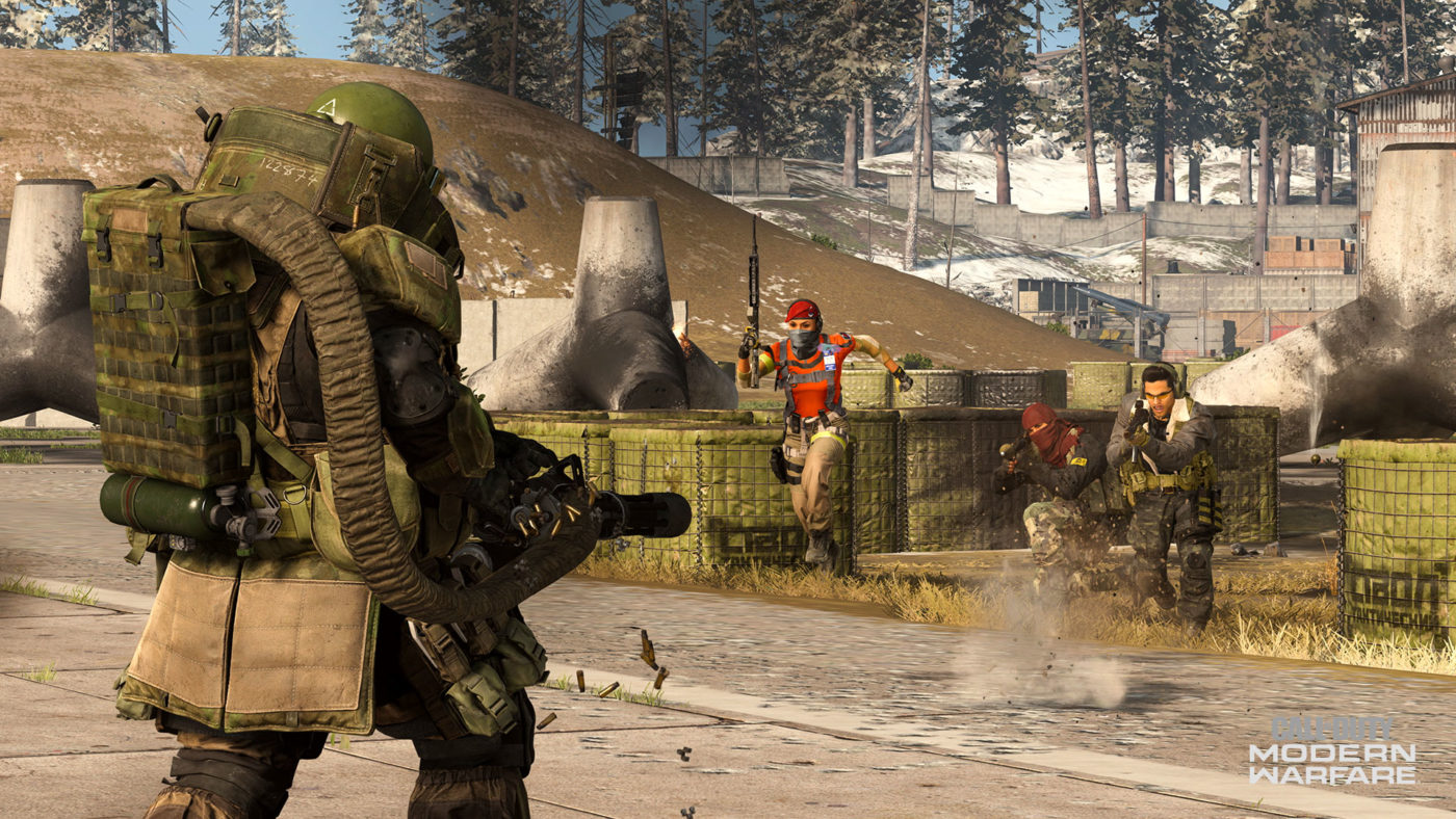 Modern Warfare Update 1.23 June 30, Modern Warfare Update 1.23 June 30 Patch Now Live, Brings Season 4 Update, MP1st, MP1st