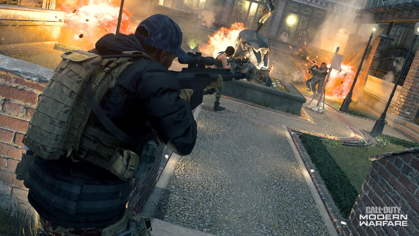 Modern Warfare Season 4 Update, Modern Warfare Season 4 Update Out Tomorrow, Bringing 200-Player Warzone Matches & More, MP1st, MP1st
