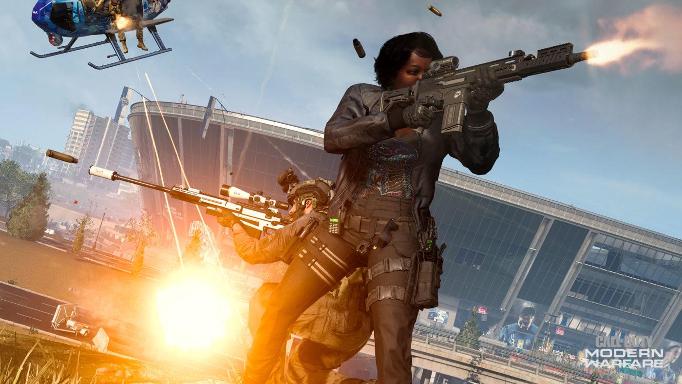 Modern Warfare Season 4 Update