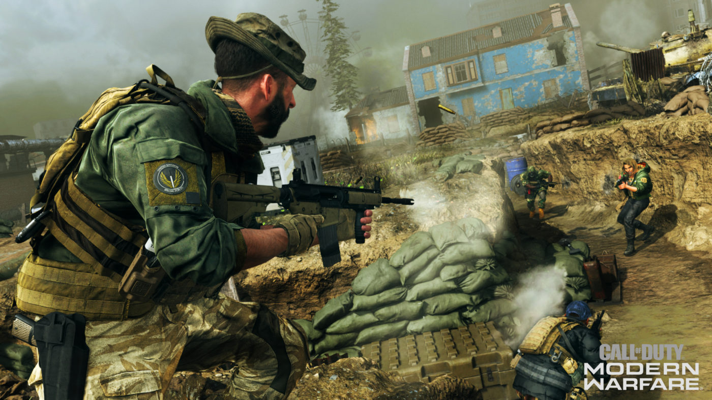 modern warfare recoil patterns