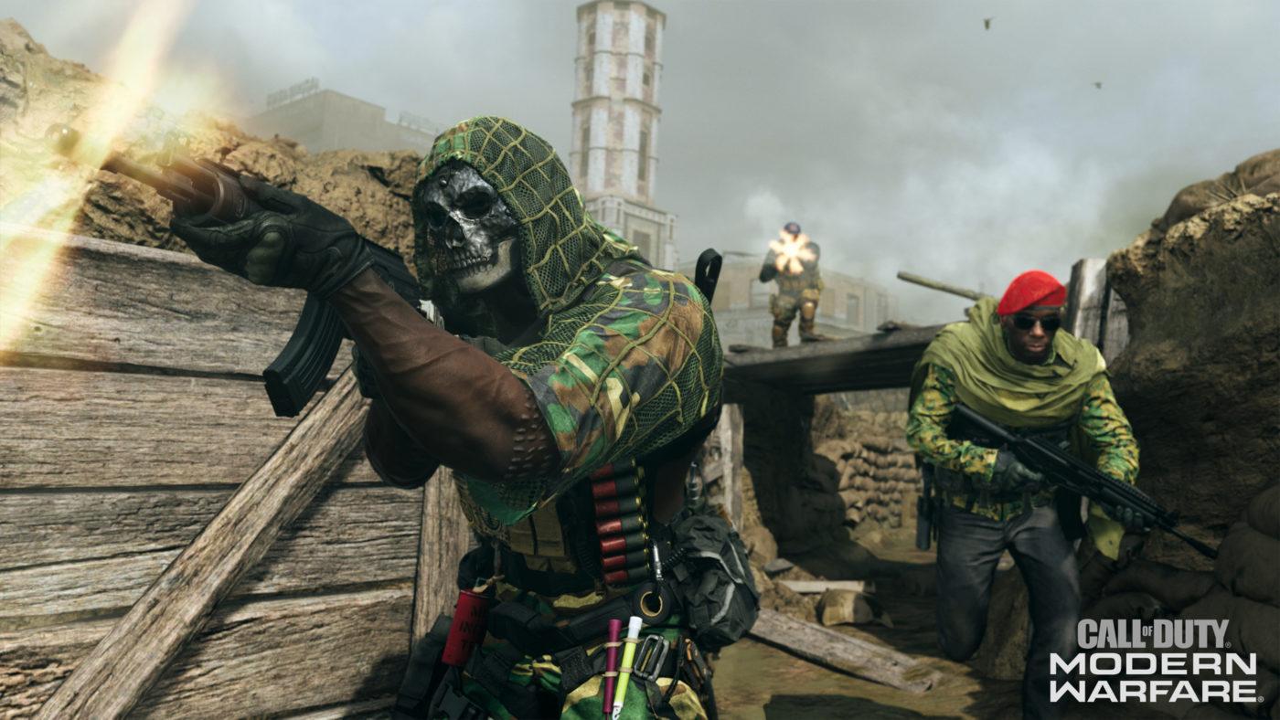 modern warfare zombies