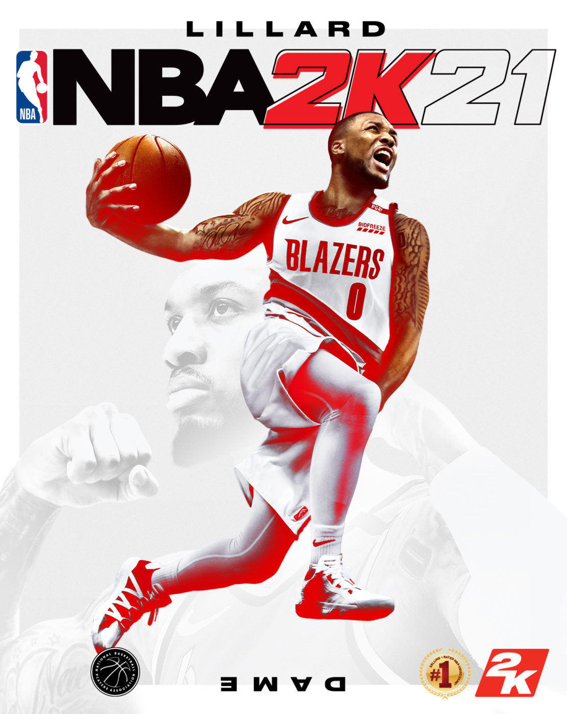 NBA 2K21 Cover Athlete Announced NBA 2K21 Cover Athlete Announced for Current-Gen MP1st MP1st