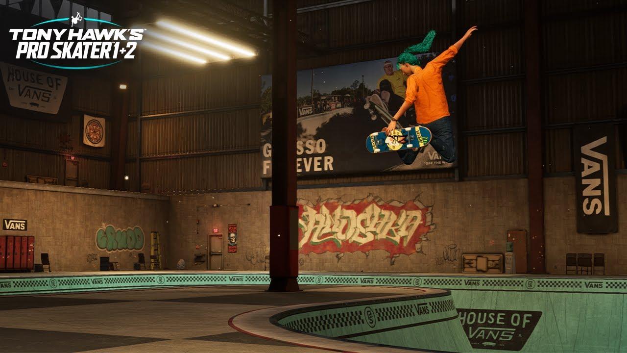 Tony Hawk Pro Skater 1 + 2 Upcoming Update