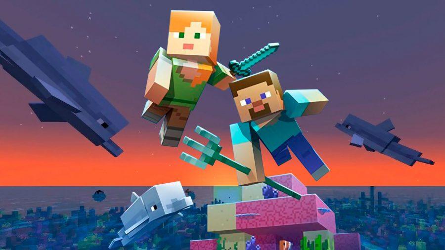 Minecraft Update 2.10 July 16