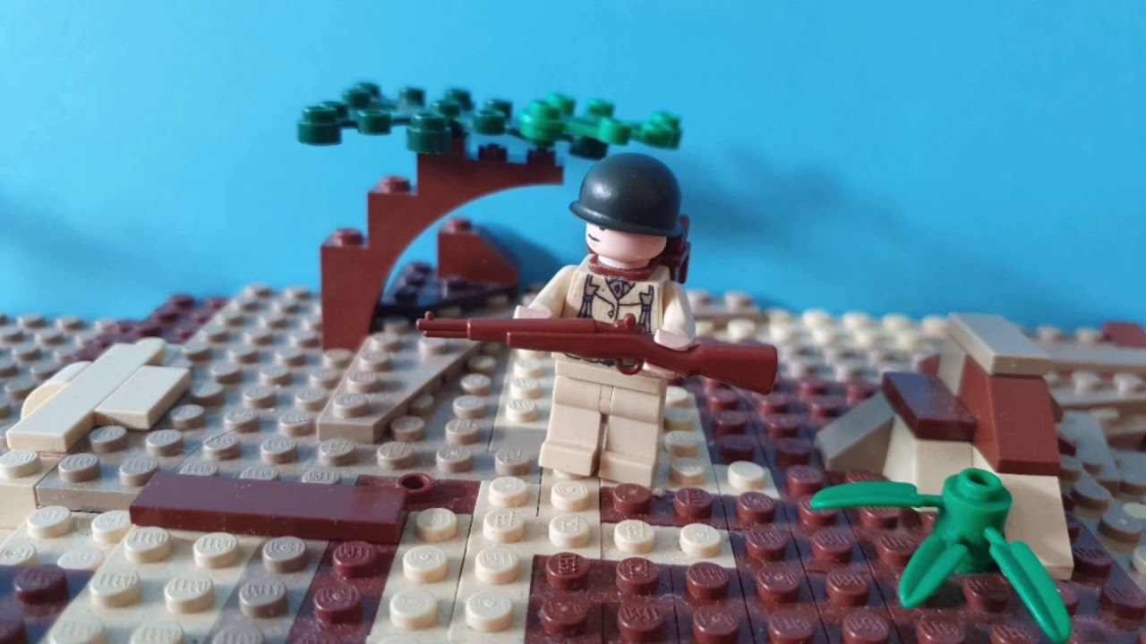 battlefield 5 lego