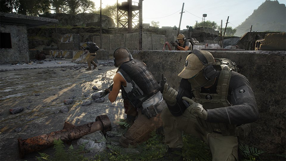 Ghost Recon Breakpoint Update 1.11 September 15