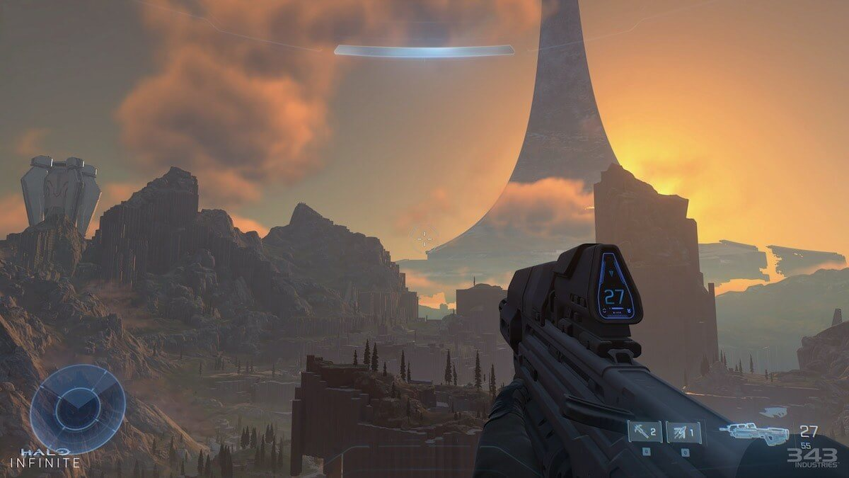 Halo Infinite Graphics Criticism