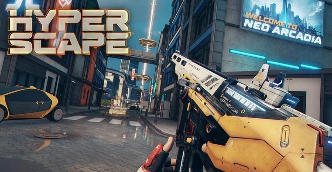 'Hyper Scape,' Ubisoft's Sci-fi Battle Royale Game, Getting Full Launch In August