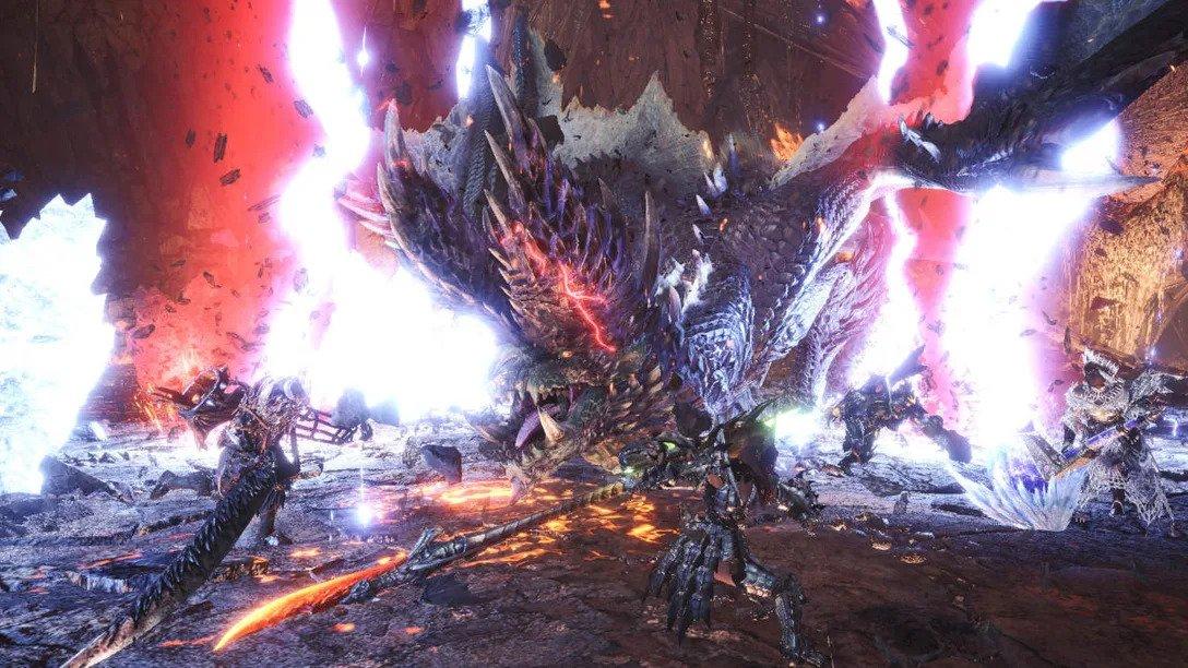 Monster Hunter World Iceborn Update 14.01 July 20