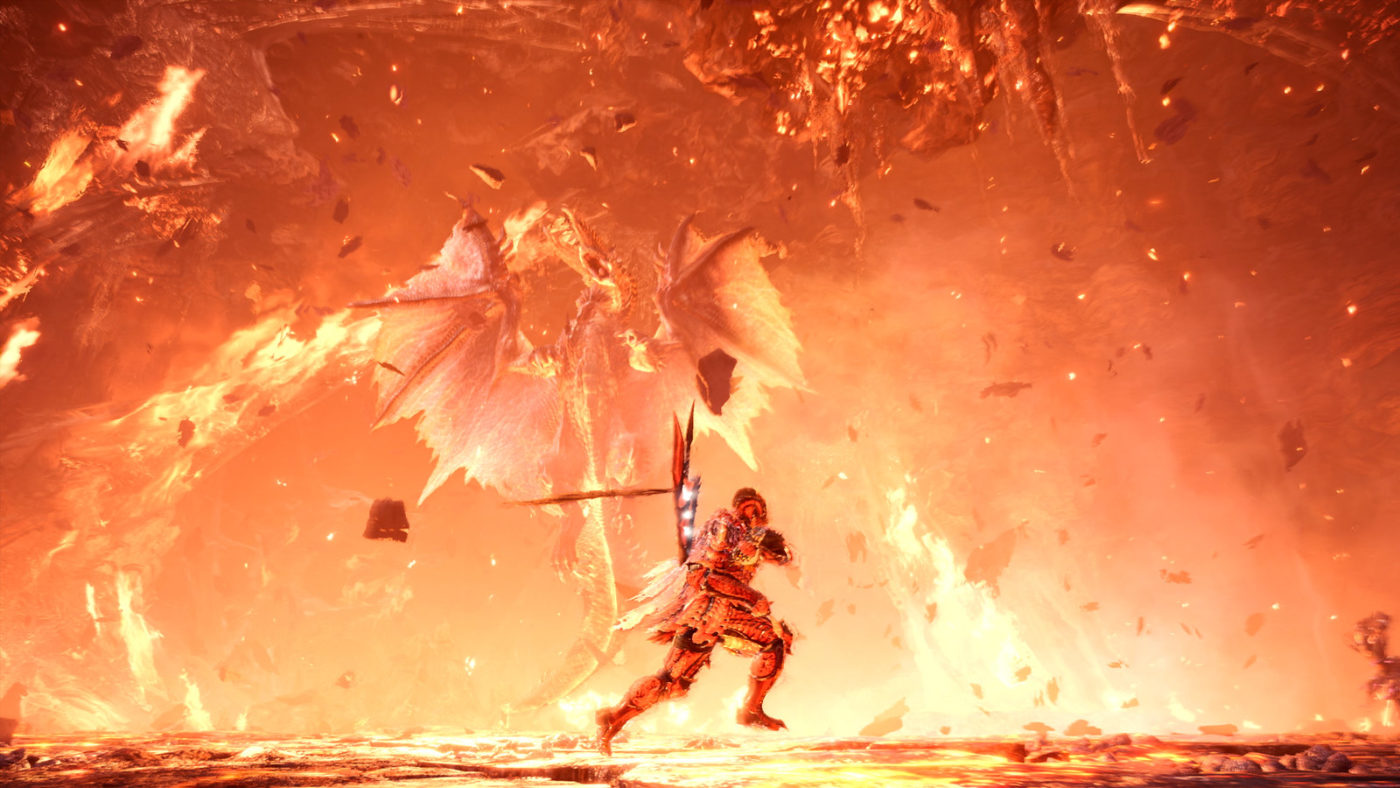 monster hunter world iceborne title update 4 patch notes