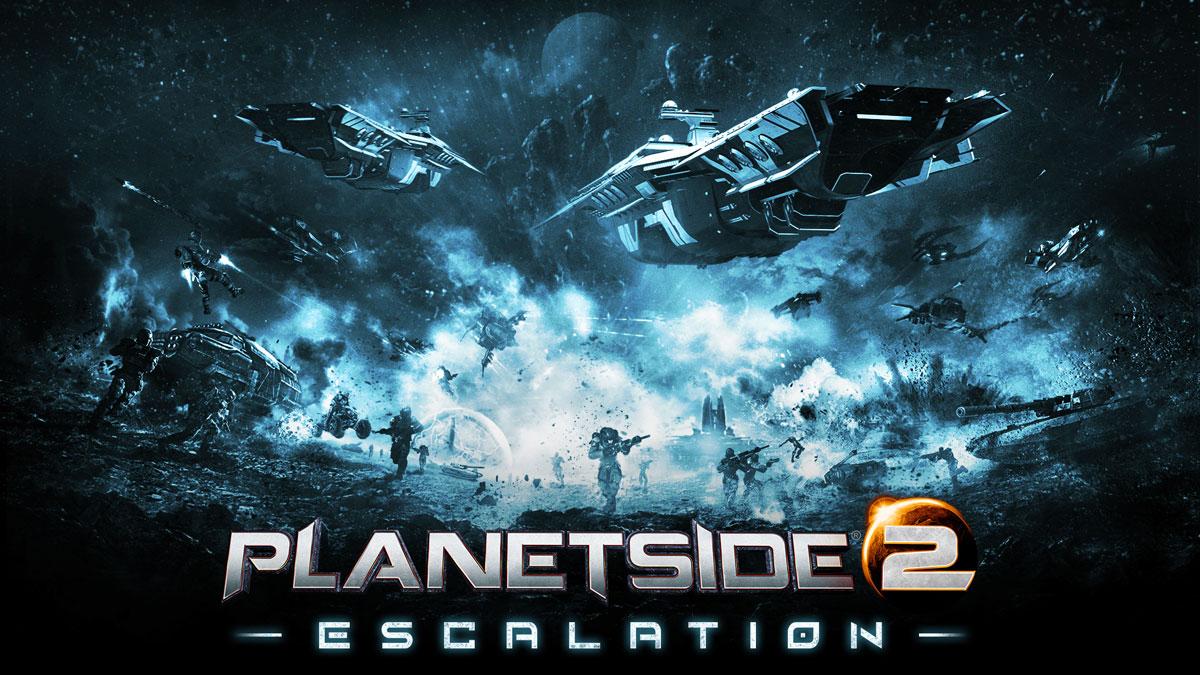 PlanetSide 2 update 2.15 July 29