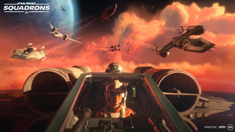 Star Wars Squadrons Update 1.10 January 19