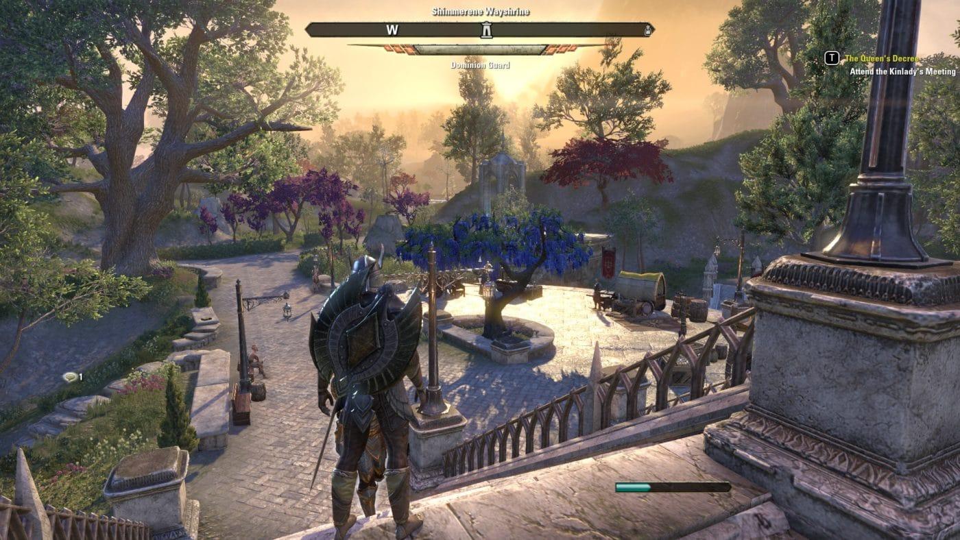 The Elder Scrolls Online Update 2.20