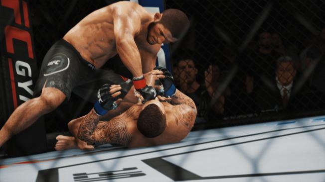 EA UFC 4 Update 2.03 September 1
