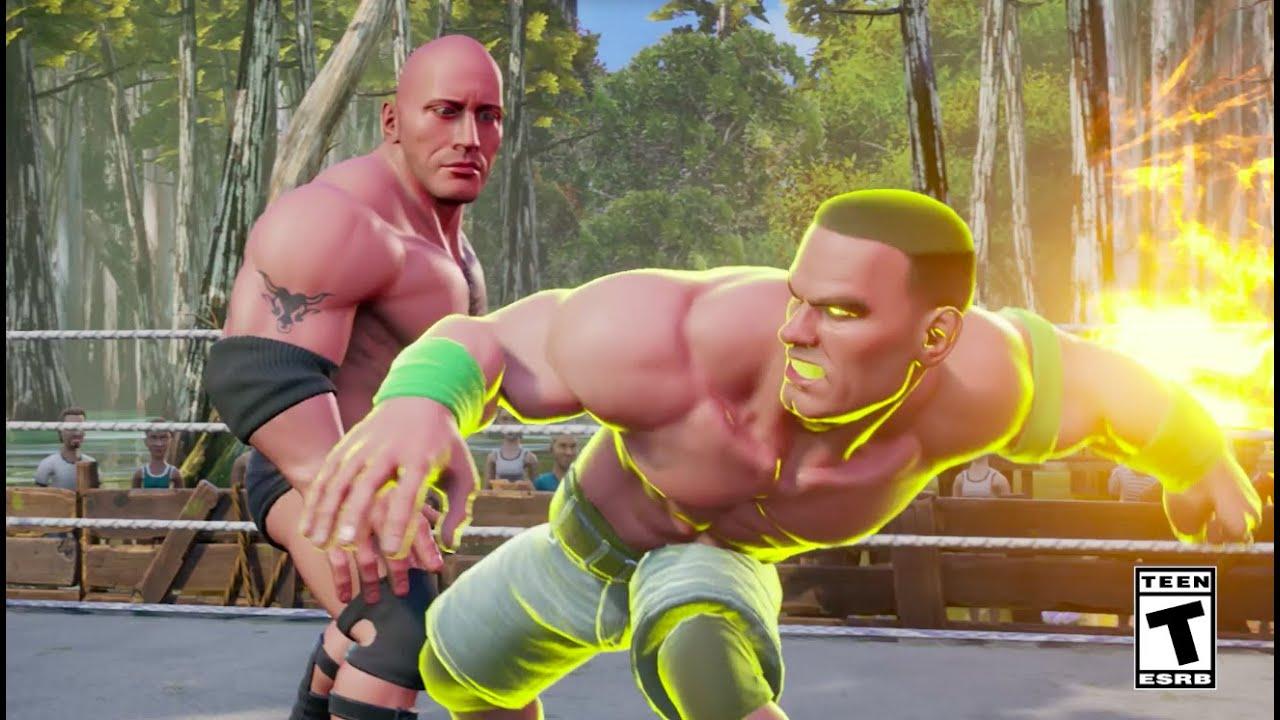 WWE 2K Battlegrounds Trophies