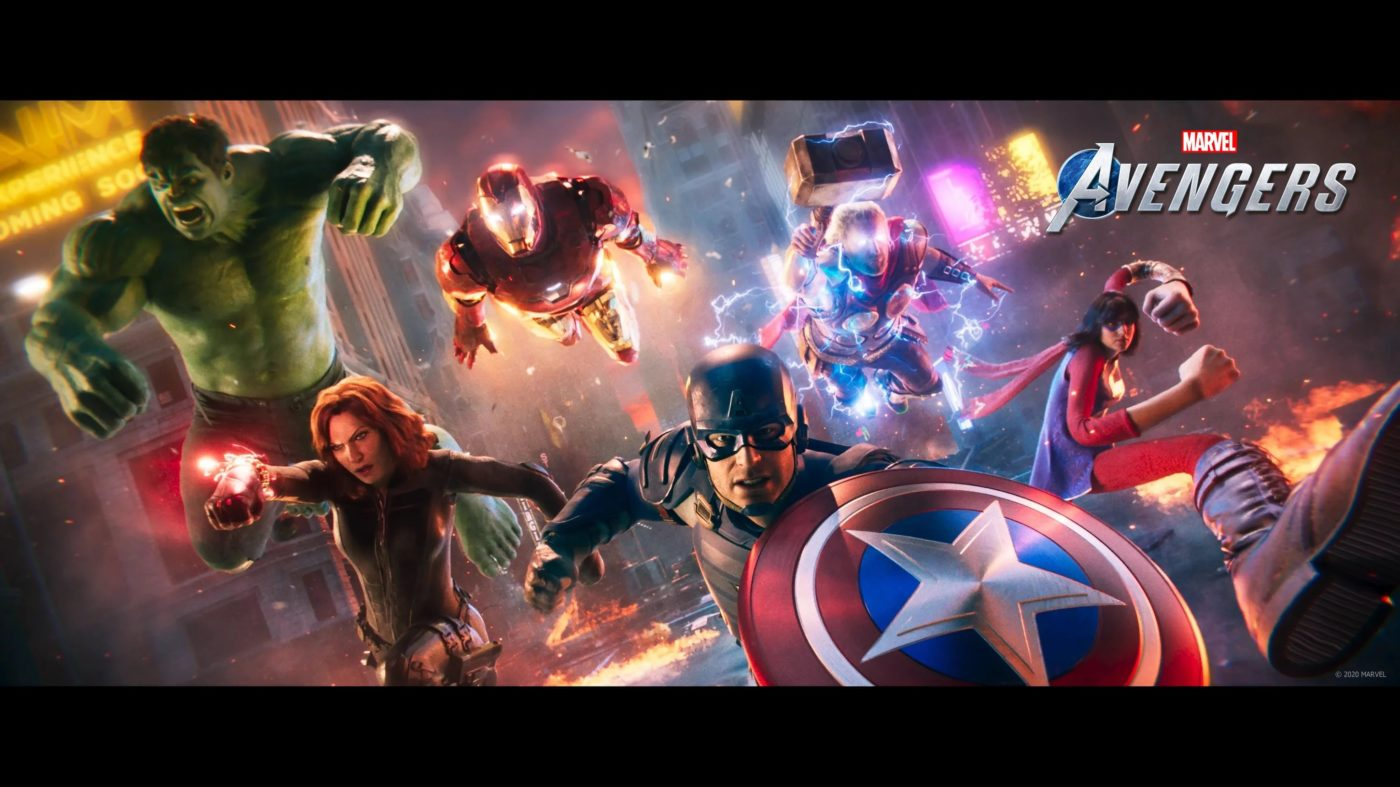 Marvel's Avengers will feature an 18GB patch at launch