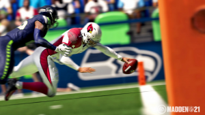 EA Madden 21 Update 1.23 January 15 Touches Down