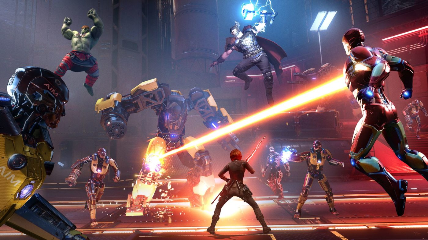 Marvel's Avengers Game Easy Level Up Guide