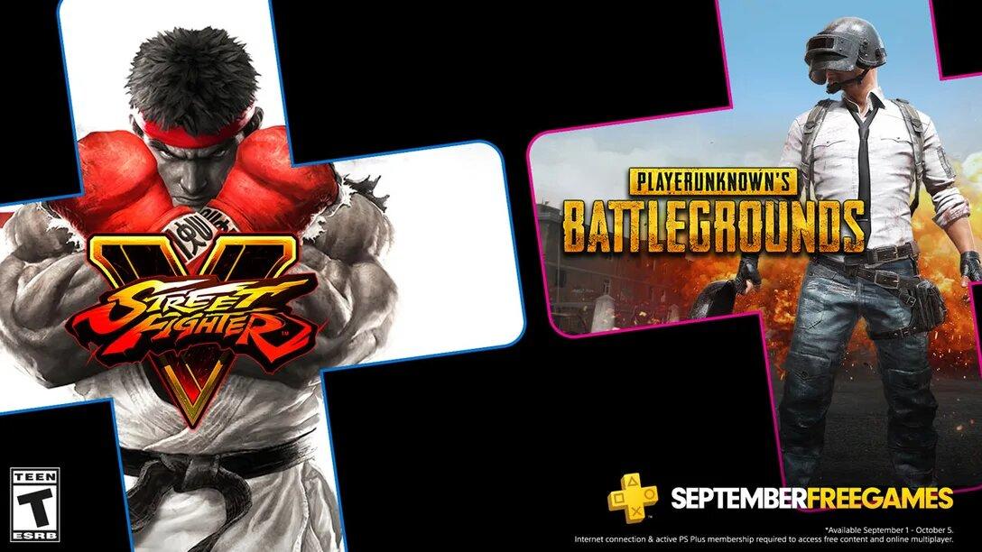 playstation plus september free games