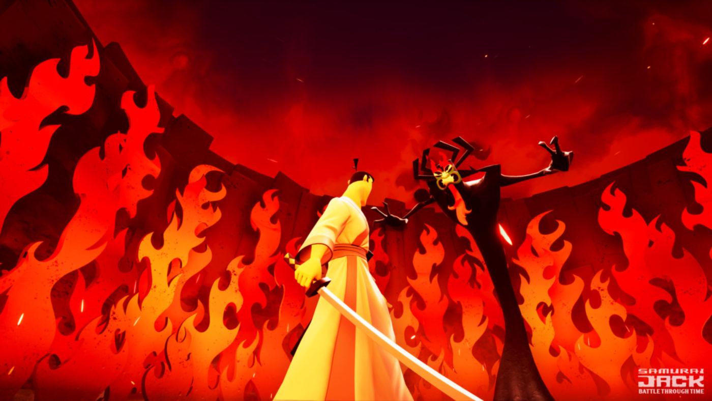 Samurai Jack Battle Through Time Review