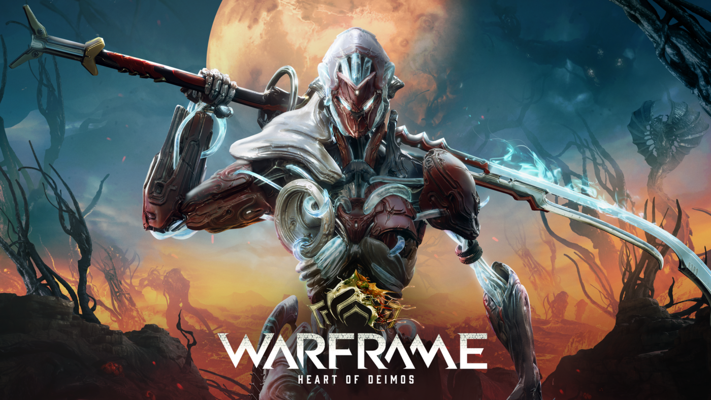 New Warframe Update Today 1.89