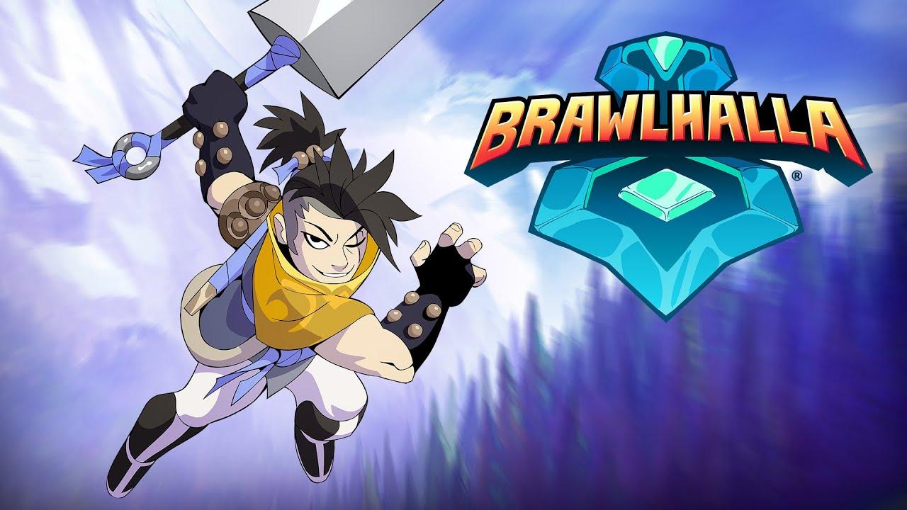 Brawlhalla Update 4.04 August 12