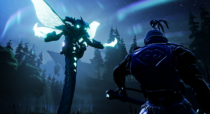 New Dauntless Patch 1.36