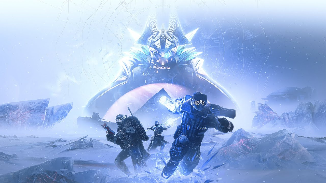 New Destiny 2 Beyond Light Trailer