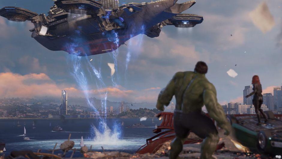 Marvel's Avengers Beta Player Count