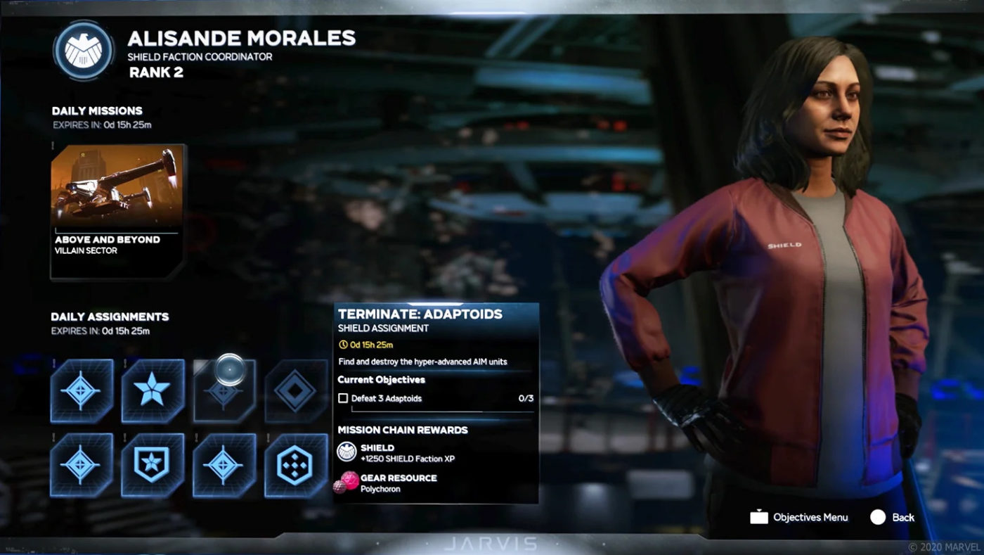 Marvel's Avengers Game Weekly
