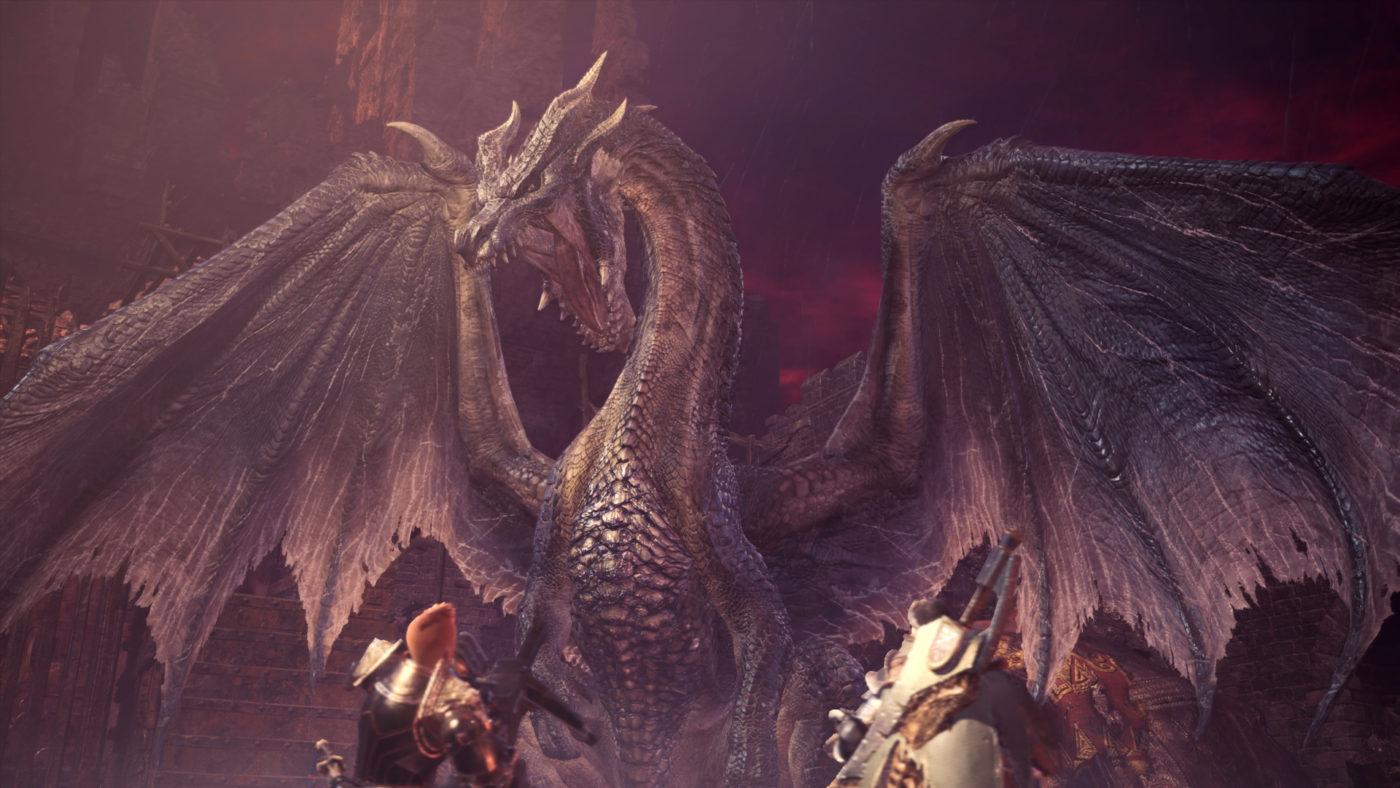 Monster Hunter World Iceborne Fifth Title Update Release Date
