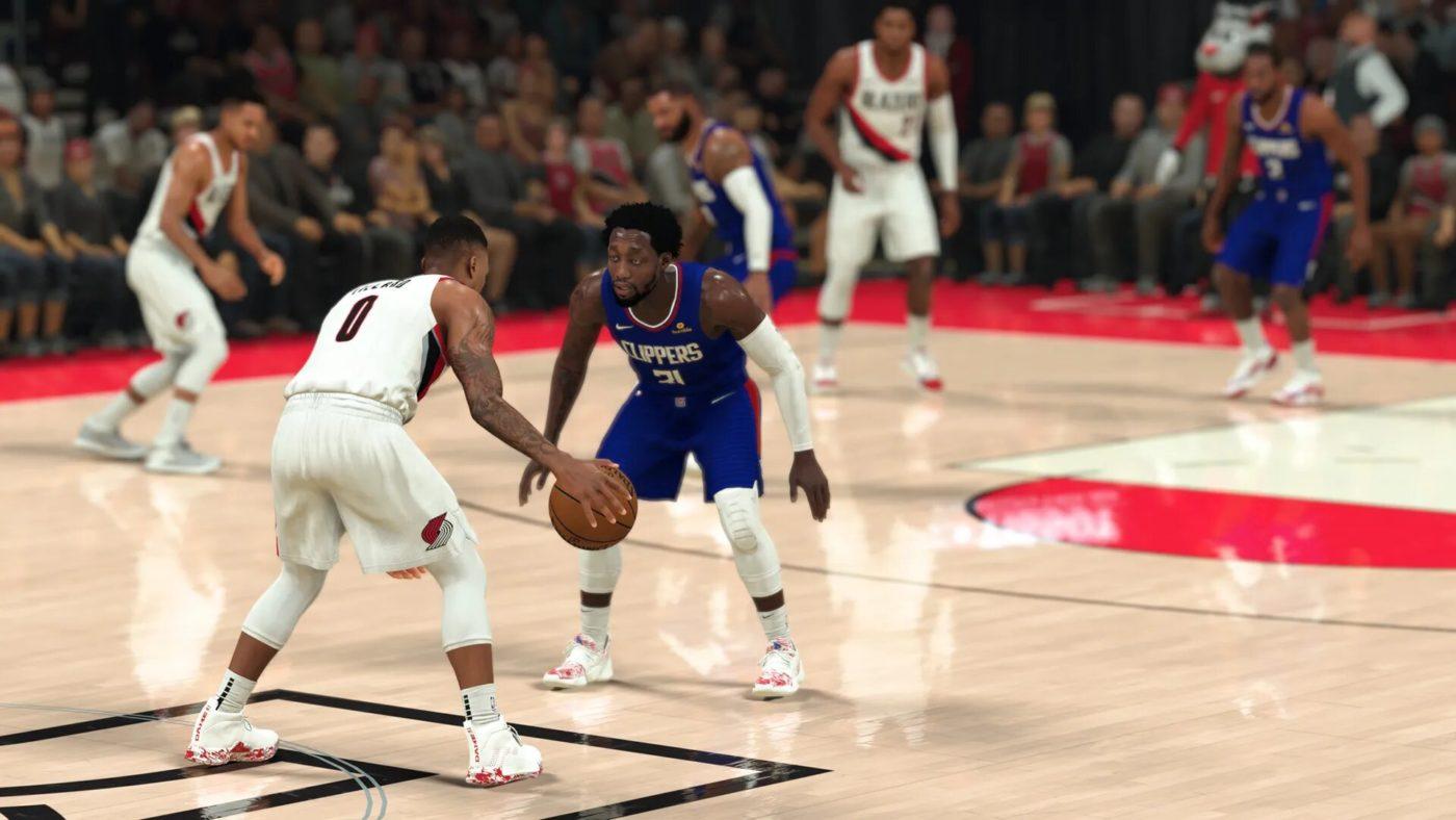 NBA 2K21 Update 1.07 January 4